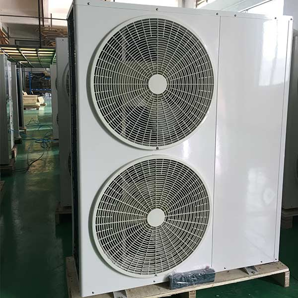 how do air source heat pump water heaters work