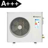 SPRSUN DC Inverter Heat Pumps Rated ERP A+++ Energy Level