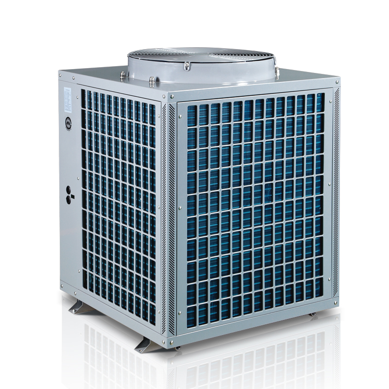 Top Discharge Air to Water Heat Pump