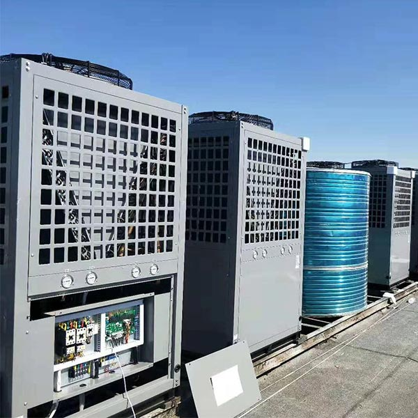 Air Source Heat Pump House Heating Energy Cost