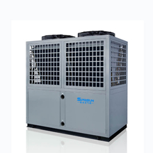 52KW-92KW -25℃ EVI Air to Water Low Temp Heat Pump Heating w/Copeland Compressor