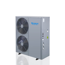 12.5-21KW 80℃ Industrial EVI Hot Water High Temperature Air to Water Heat Pump Heater